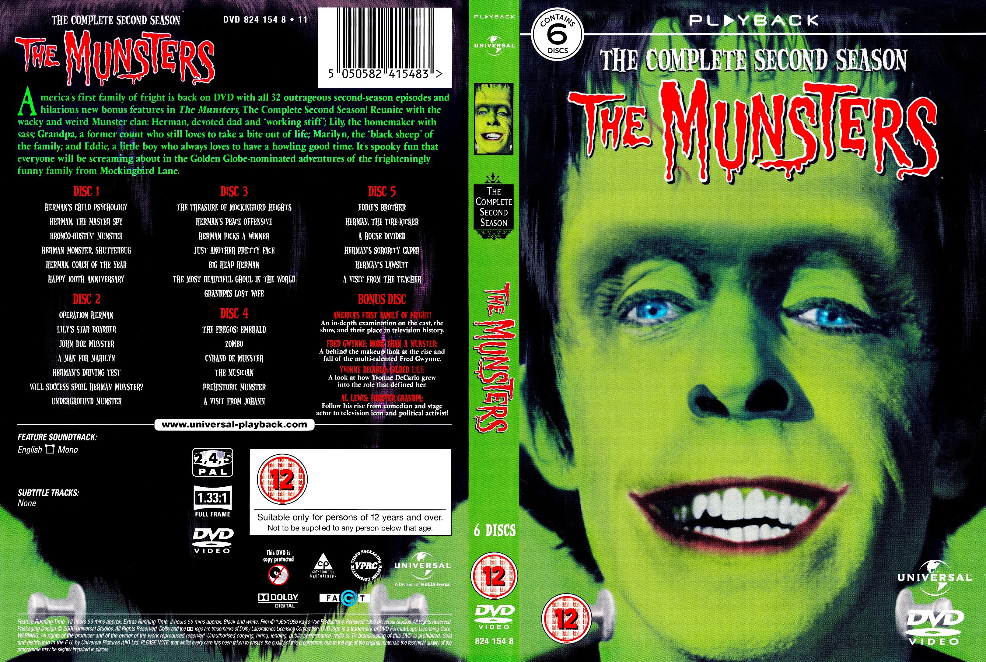 Exclusive : The 411 on the new <i>Munsters&#8217;</i> series